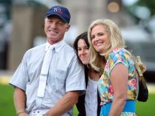 Jan Ebeling, Amy Ebeling, Ann Romney