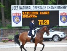 Kathleen Raine and Breanna
