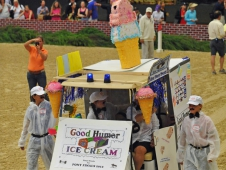 Good Humor Cart