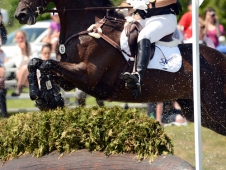 "Jonathan Holling And Downtown Harrison <a href=""http://www.chronofhorse.com/article/holling-holds-volvo-bromont-cci-lead"">Maintain Bromont CCI*** Lead</a>"