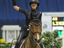 Reed Kessler, AKA Catwoman, And Ligist Win The Gambler's Choice Costume Class