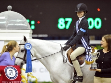 "Lucy Deslauriers Captures <a href=""http://www.chronofhorse.com/article/deslauriers-goes-out-bang""> WIHS Pony Equitation Final </a>"