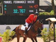Manuel Fernandez Hache and Maribel H