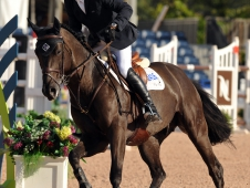 Eric Lamaze and Hunter's Scendix
