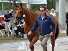 Carl Hester and Wie Atlantico