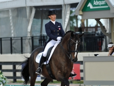 Mikala Gundersen And My Lady Win Five-Star Grand Prix Special