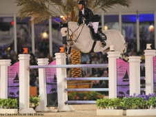Cella and Ben Maher
