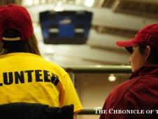 Volunteers Make It Happen