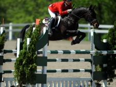 Jessica Phoenix And Exponential Jumped To The Jersey Fresh CCI*** Win