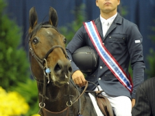 Blue Angel and Kent Farrington