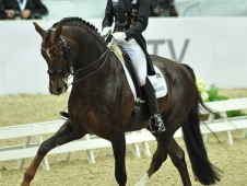 Helen Langehanenberg Tops Reem Acra FEI World Cup Dressage Final