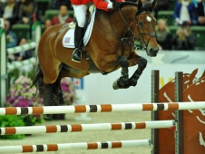 Beezie Madden Bests Rolex FEI World Cup Show Jumping Final Day 1 Field