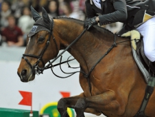 Switzerland's Steve Guerdat Swept Day 2 Of The Rolex FEI World Cup Show Jumping Final