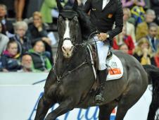 Rolf-Göran Bengtsson and Quintero La Silla