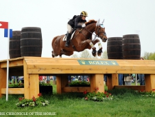 Katie Ruppel and Sir Donovan