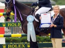 Rolex's Top Rookie