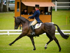Kitty King And Zidante Lead After Dressage At Saumur CCI***