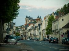Downtown Saumur