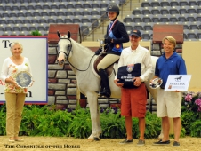 "<a href=""https://www.chronofhorse.com/article/woodson-nails-test-win-usef-pony-medal-final""> USEF Pony Medal Final.</a>"