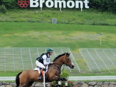 Will Coleman and Obos O'Reilly Lead Bromont CCI***