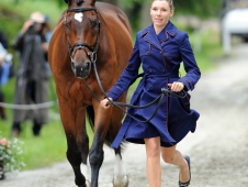 Amy Tunney and Olympus