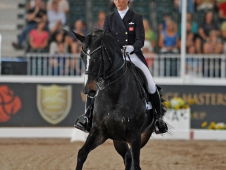 "Mikala Gundersen <a href=""http://www.chronofhorse.com/article/my-lady-makes-most-her-masters""<a> Wins World Dressage Masters Grand Prix Special </a>"