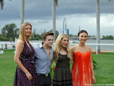 The Event Chairs and Hunter Hayes