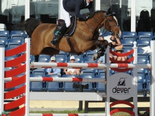 Urico and Ben Maher