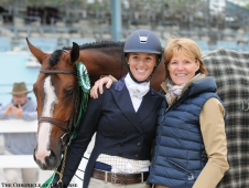 Tara Metzner and Martha Metzner
