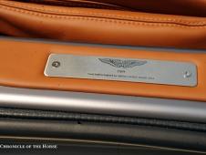 Aston Martin Plaque