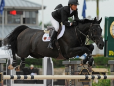 Cortes 'C' and Beezie Madden win the Ruby et Violette WEF Challenge Cup