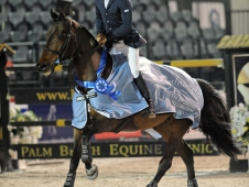 Blue Angel and Kent Farrington scored their second win this week.