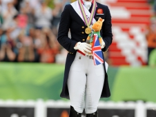 Charlotte Dujardin Takes Gold Again