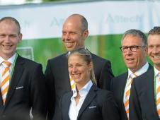 Dressage Dutch Team