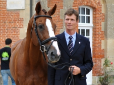 William Fox-Pitt and Chilli Morning
