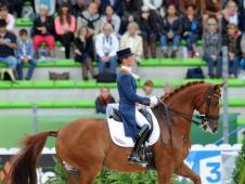 Adelinde Cornelissen and Parzival NOP