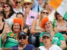 Irish Fans