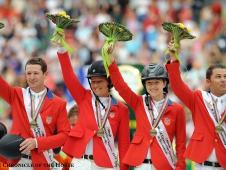 U.S. Team Wins Bronze
