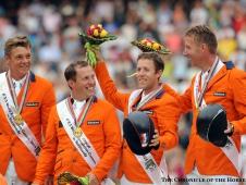 Dutch Team Wins Gold!