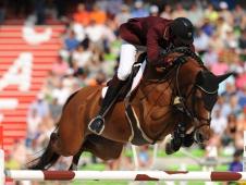Vienna Olympic and Shaikh Ali bin Khali al Thani