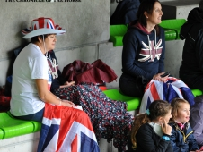 Team GB Supporters