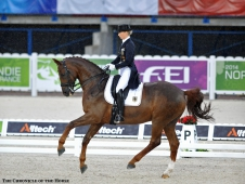 Fabienne Lutkemeier and D'Agostino FRH