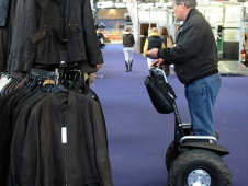 Segway Shopping
