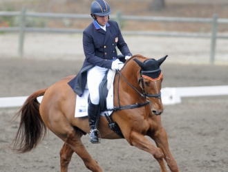 2014 Galway Downs CCI-Dressage