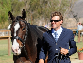 2014 Galway Downs CCI-First Horse Inspection
