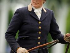 Huntsman Marion Thorne, MFH