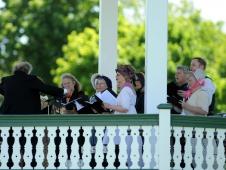 The Genesee Harmonic Society