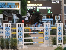 Shorapur and Kevin Babington