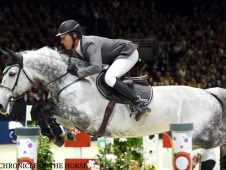 Ludger Beerbaum and Chiara 222
