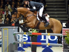 Scott Brash and Ursula XII